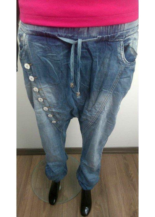 Pudlové nohavice Jeans