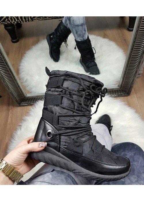 Army snehule čierne