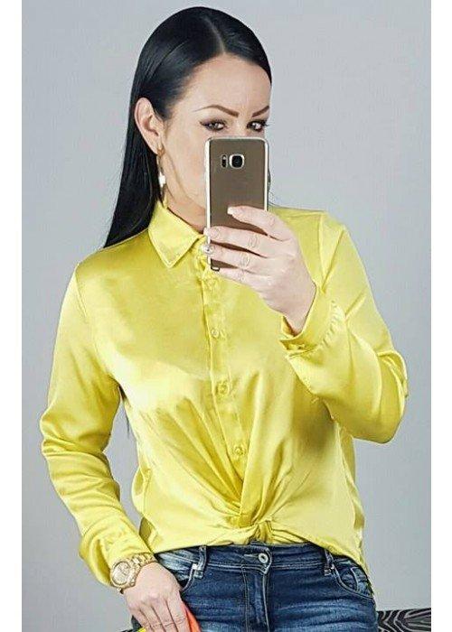 Žltá blúzka Maggie