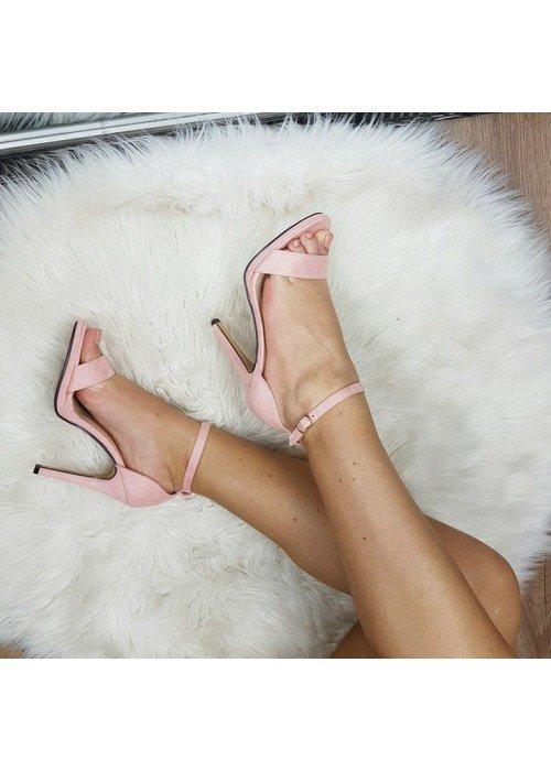 Ružové sandále Cynthia