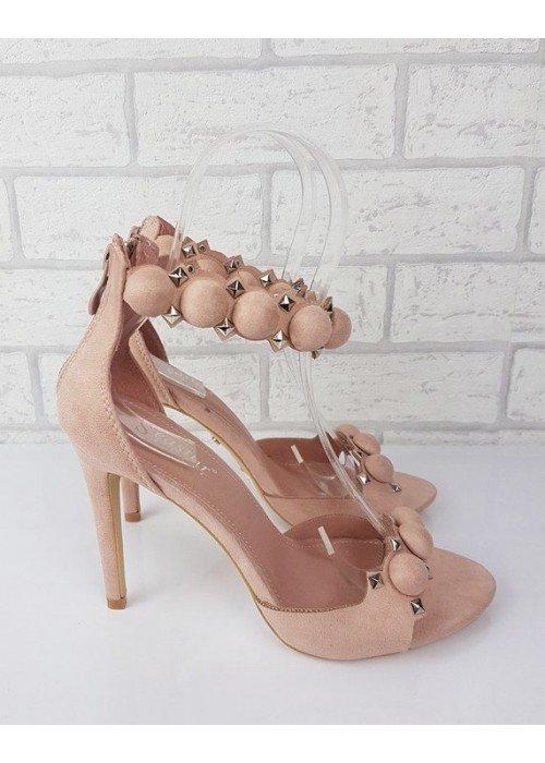 Štýlové sandále Lana staroružové