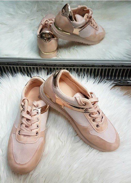 Ružové botasky Missy