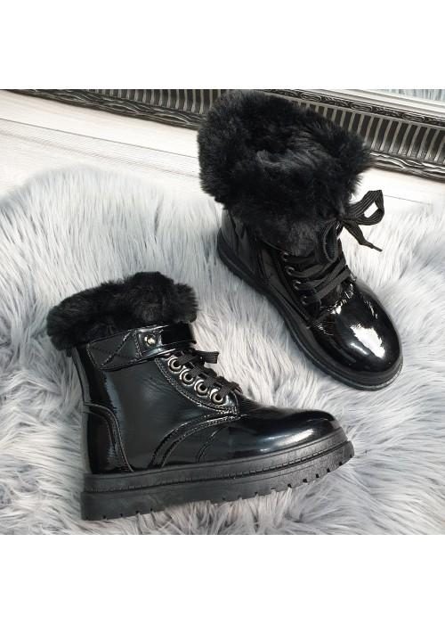 Čierne snehule Bella