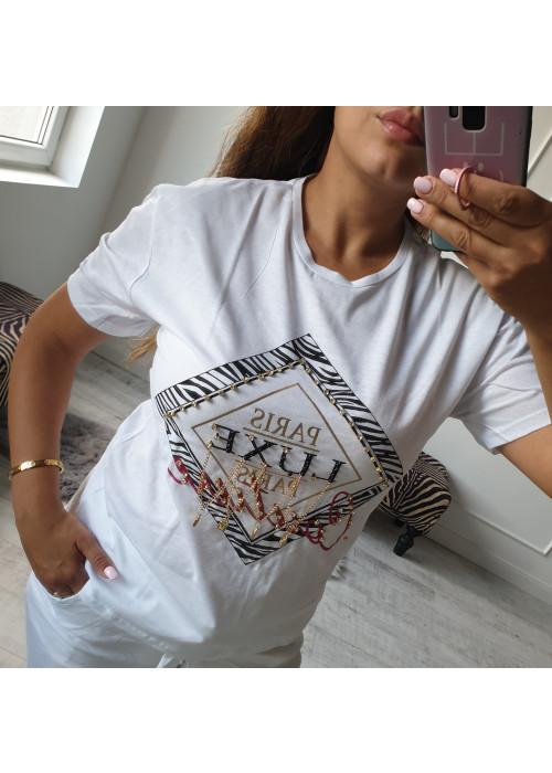 Štýlové tričko Luxe
