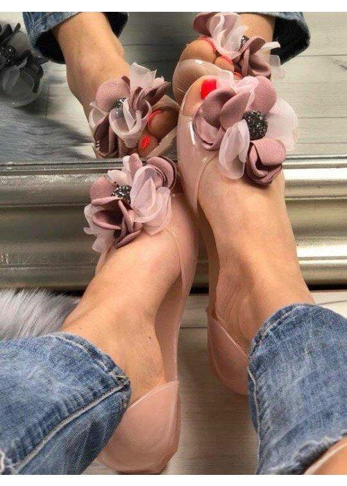 Gumené balerínky Blossom