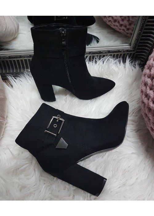 Čierne kotničky Alexis