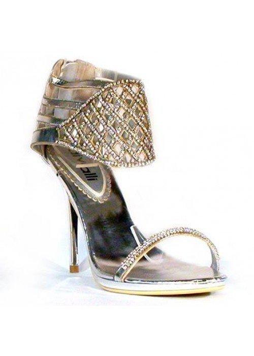 Spoločenské sandále divalli 017-27