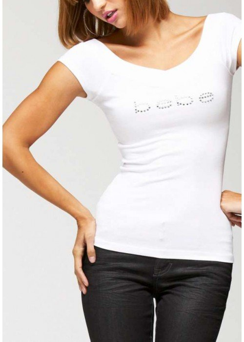 Tričko BEBE biele