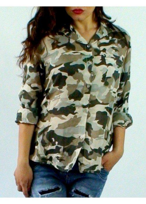 Army košeľa