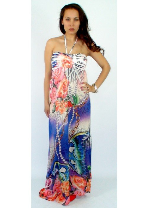 Maxi šaty Roseanne