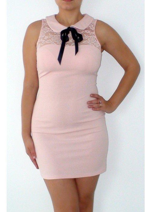 Šaty Lolita ružové