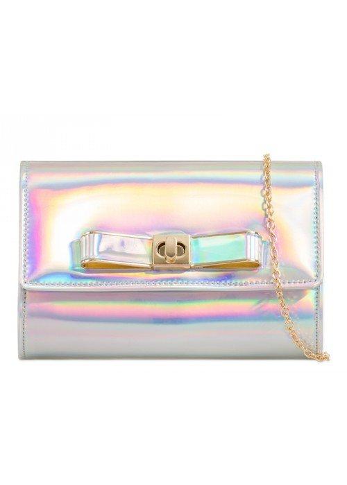 Kabelka s mašličkou hologram