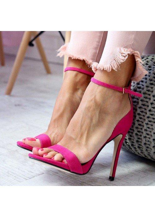 Cyklaménové sandále Meryl
