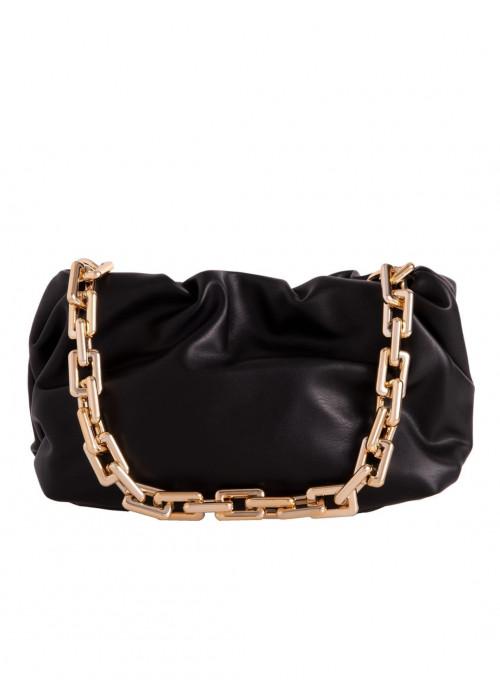 Štýlová kabelka Bottena čierna