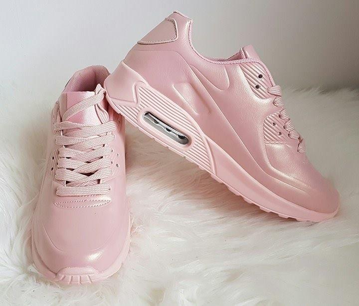 9dcc0b058f botasky v štýle air max perleťovo ružové - Divalli.sk