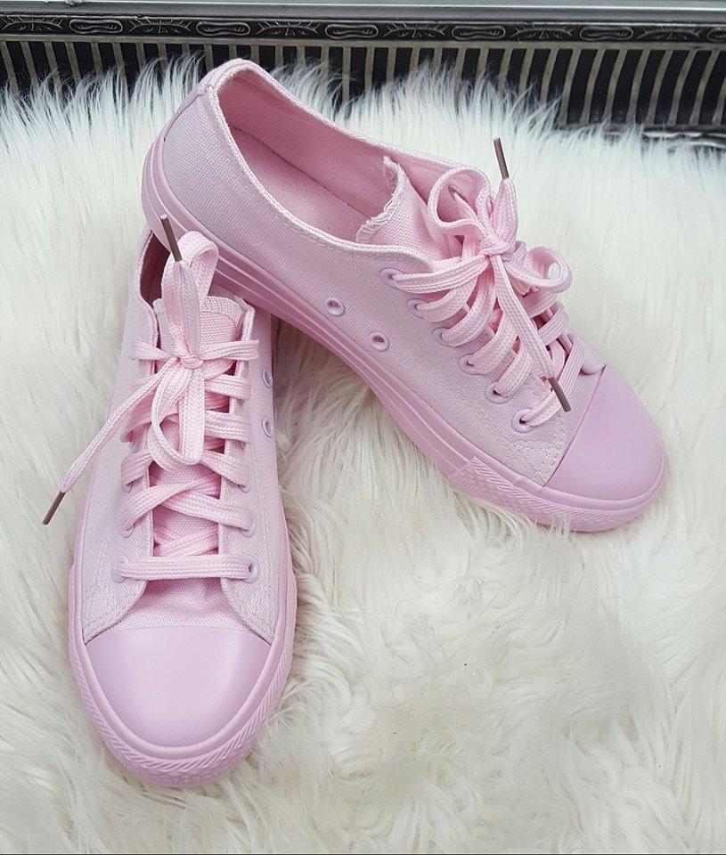 svetlo ružové tenisky Kyran - Divalli.sk b172b199515