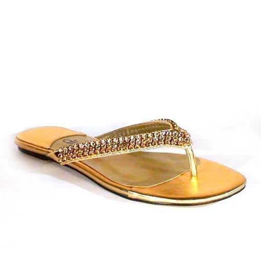 74fae58fa57b Nízke sandále divalli 10010-106 zlaté · Kliknite pre zväčšenie obrázku