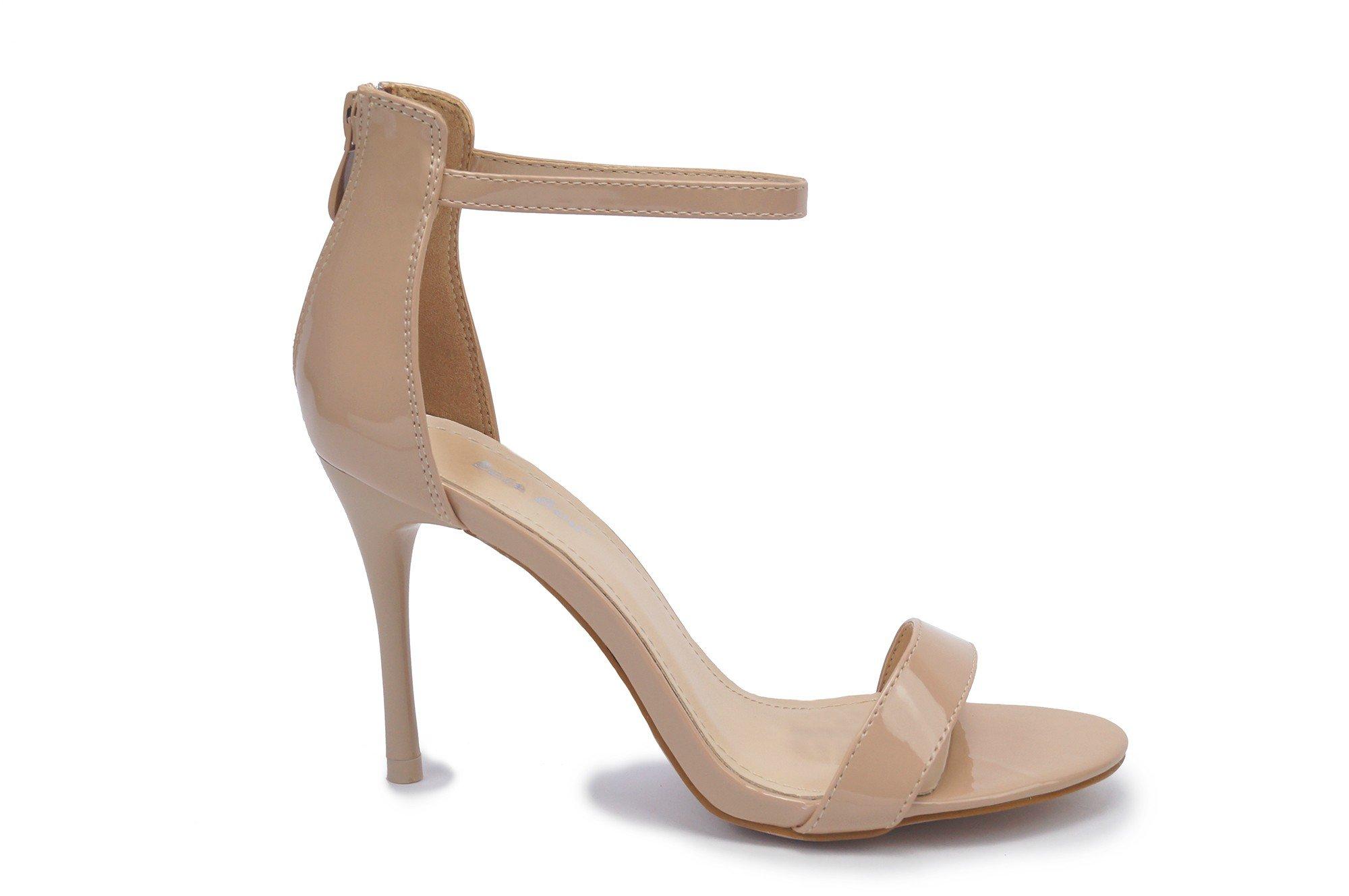 d330331e95145 Béžové sandále Irina - Divalli.sk