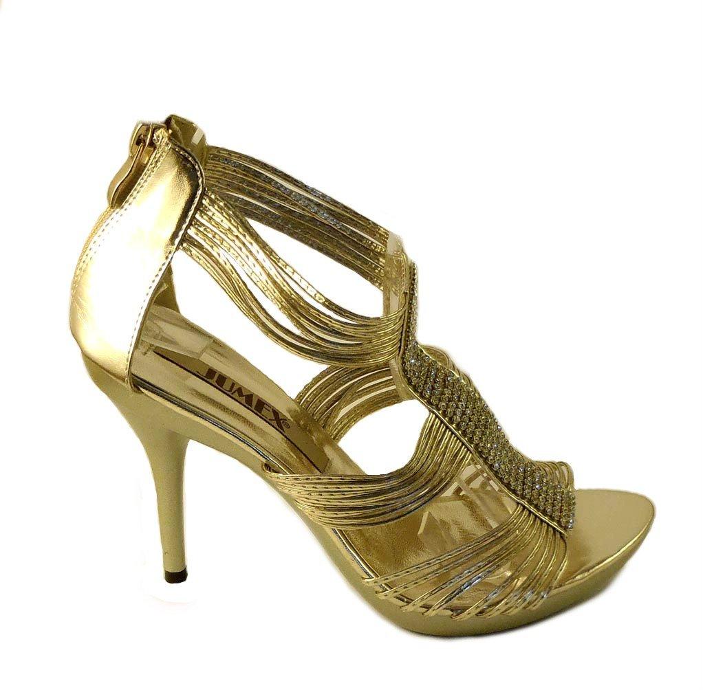 71638259d064 Spoločenské sandále Kassia zlaté · Kliknite pre zväčšenie obrázku