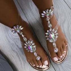 sandále Lara zlaté