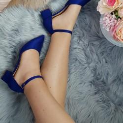 Modré sandále Olla