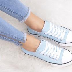 Svetlo modré tenisky Cony