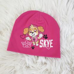 Detská čiapka Skye ružová
