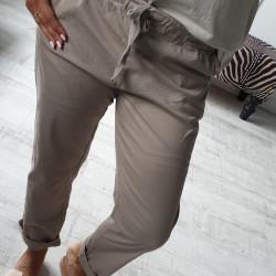 Ľanové nohavice Omar
