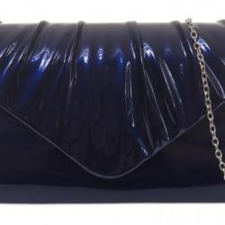 Listová kabelka Milla 2 tmavo modrá