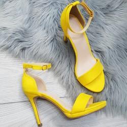 Žlté sandále Janice
