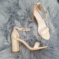 Béžové sandále Betty