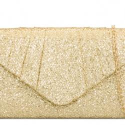 trblietavá kabelka Milla zlatá