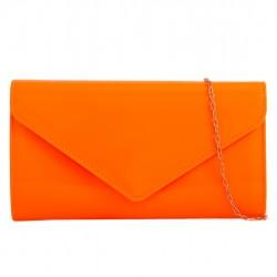 Listová kabelka Patty oranžová