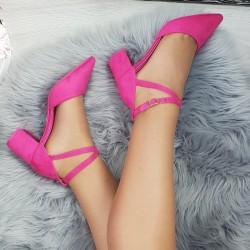 Ružové sandále Olla 2