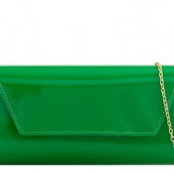 Listová kabelka Kendra zelená