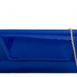Listová kabelka Kendra modrá