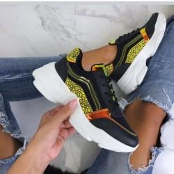 Štýlové botasky Deren cierne