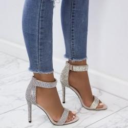 Sandálky s kamienkami Aisha