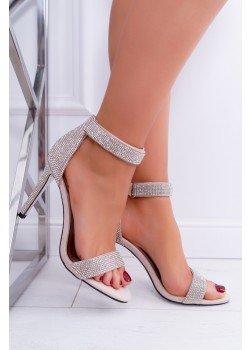 fab2665d0fd5 Sandálky s kamienkami Aisha