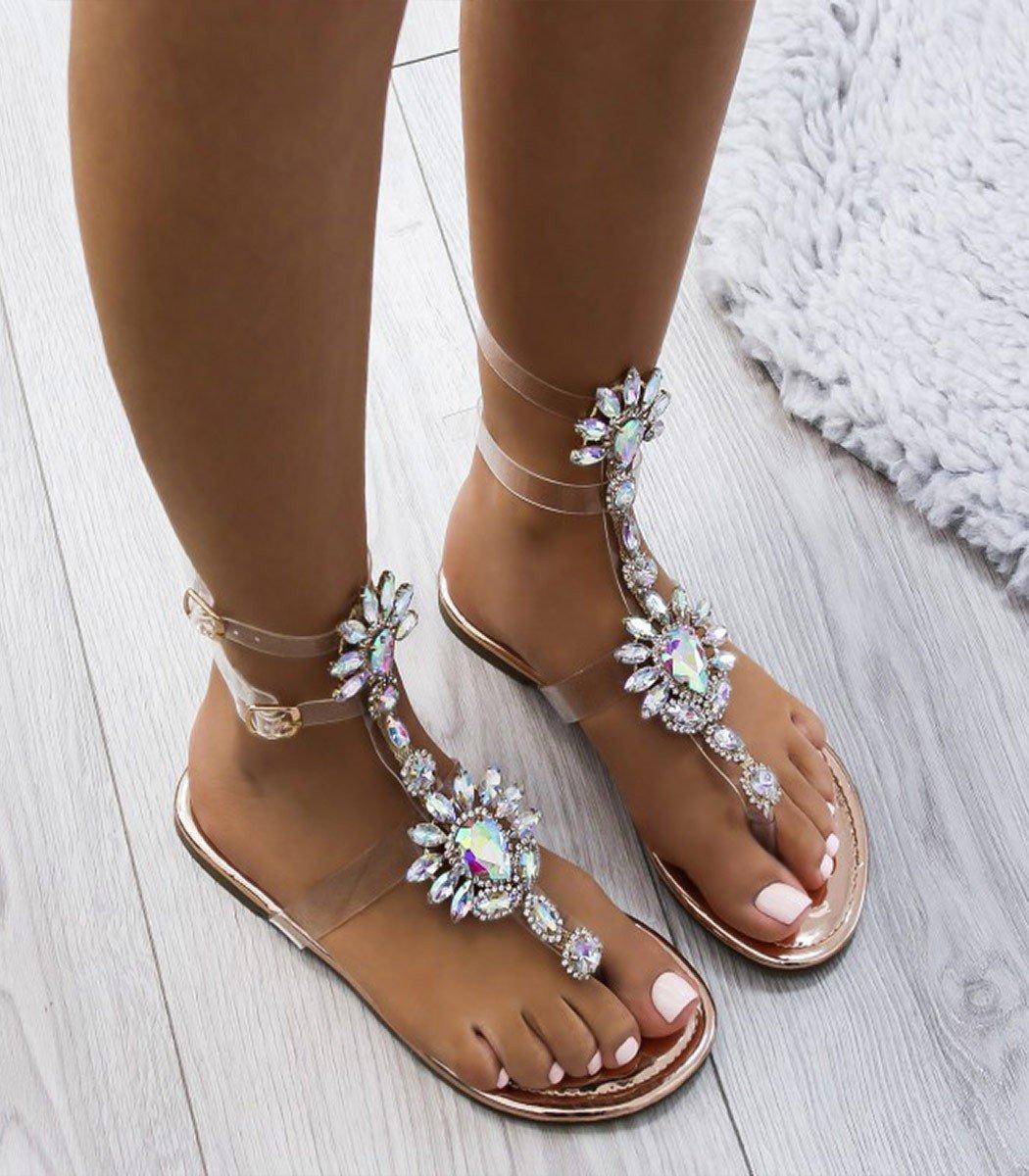7091469438f2 sandále Lara zlaté · Kliknite pre zväčšenie obrázku