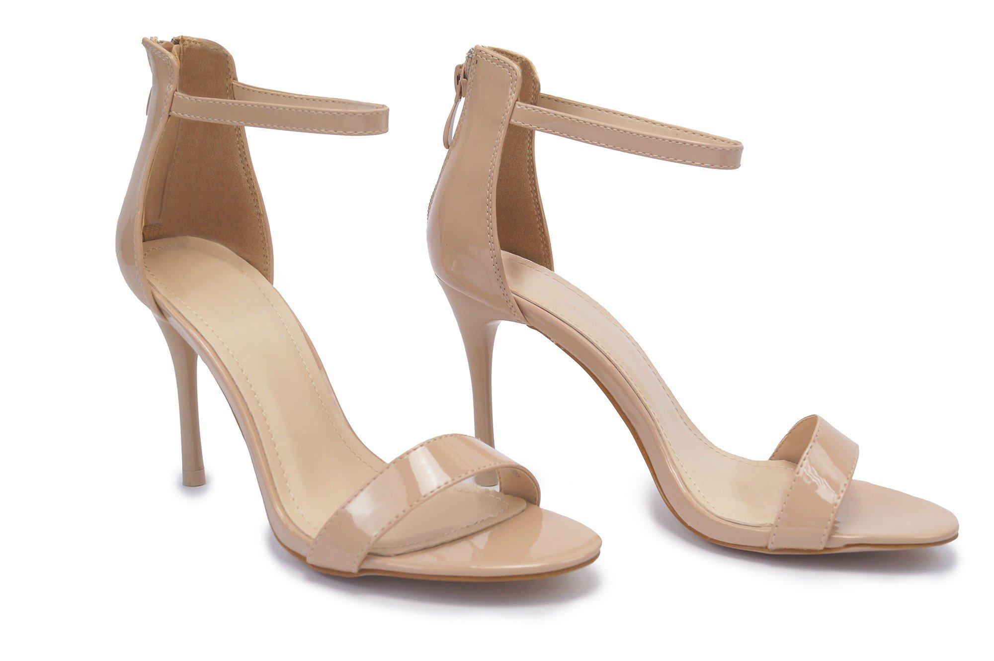 31553f07ef79b Béžové sandále Irina · Kliknite pre zväčšenie obrázku